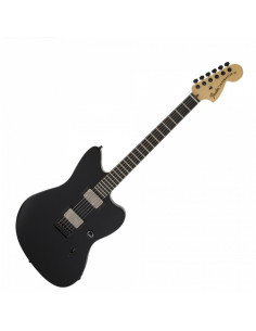 Fender - Jim Root Jazzmaster, Ebony Fingerboard, Flat Black