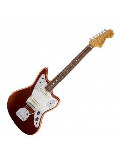 Fender - Johnny Marr Jaguar, Rosewood Fingerboard, Metallic KO