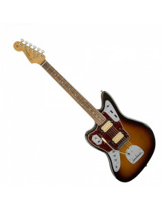 Fender - Kurt Cobain Jaguar Left-Handed, Rosewood Fingerboard, 3-Color Sunburst