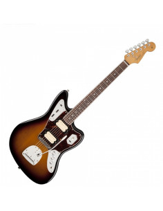 Fender - Kurt Cobain Jaguar, Rosewood Fingerboard, 3-Color Sunburst