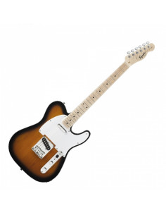 Squier - Affinity Series Telecaster, Maple Fingerboard, 2-Color Sunburst