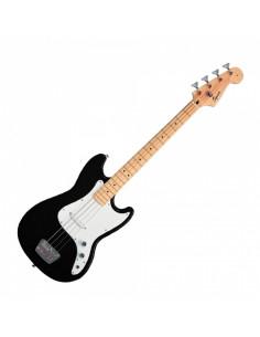 Squier - Bronco Bass, Maple Fingerboard, Black