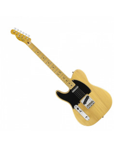 Squier - Classic Vibe Telecaster '50s Left-Handed, Maple Fingerboard, Butterscotch Blonde