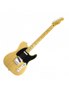 Squier - Classic Vibe Telecaster '50s, Maple Fingerboard, Butterscotch Blonde