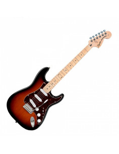Squier - Standard Stratocaster, Maple Fingerboard, Antique Burst