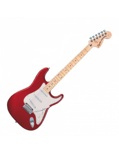 Squier - Standard Stratocaster, Maple Fingerboard, Candy Apple Red