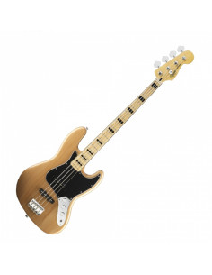 Squier - Vintage Modified Jazz Bass '70s, Maple Fingerboard, Natural