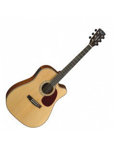 CORT - MR710F NS Natural Satin Electro-Acoustic Guitar