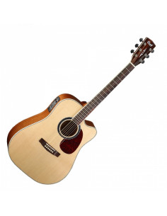 CORT - MR730FX NAT Natural Electro-Acoustic Guitar