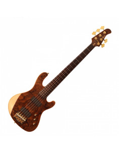 CORT - Rithimic V NAT Natural Glossy Electric Bass