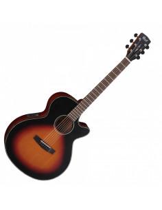 CORT - SFX-E 3TSS 3 Tone Satin Sunburst Electro-Acoustic Guitar