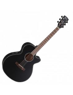 CORT - SFX-E BKS Black Satin Electro-Acoustic Guitar
