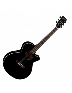 CORT - SFX1F BK Black Electro-Acoustic Guitar