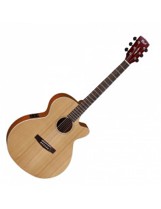 CORT - SFX1F NS Natural Satin Electro-Acoustic Guitar