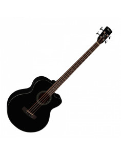 CORT - SJB5F BK Black Electro-Acoustic Guitar