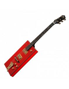 Gretsch - G6138 Bo Diddley, Ebony Fingerboard, Firebird Red
