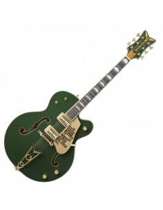 Gretsch - G6136I Bono Irish Falcon, Ebony Fingerboard, Soul Green
