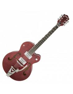 Gretsch - G6120SH Brian Setzer Hot Rod, Ebony Fingerboard, Roman Red 2-Tone