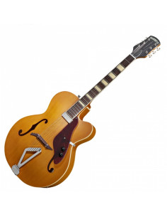Gretsch - G100BKCE Synchromatic Archtop Cutaway Electric, Rosewood Fingerboard, Natural