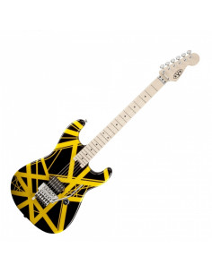 EVH - Striped Series Black with Yellow Stripes