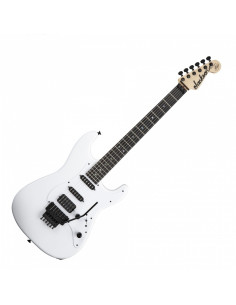 Jackson - Adrian Smith San Dimas DK, Ebony Fingerboard, Snow White with White Pickguard, with case