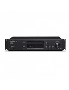 Tascam - CD-240 CD-Player, Network player, USB flash memory, Control app ....