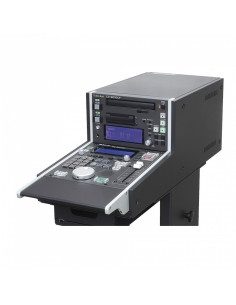 Tascam - CD-9010CF Prof. Broadcast CD/CF-Player, 3U and half-rack-size