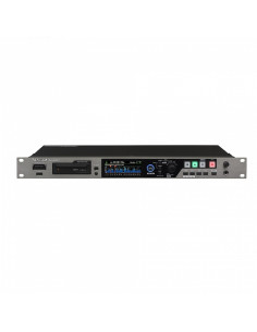 Tascam - DA-6400DP 64-Track Audio Recorder for/on SSD, Dual Power with 2 x inlets