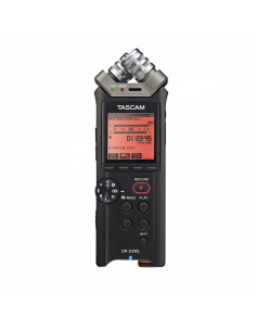 Tascam - DR-22WL Handheld Dig.Recorder, Wi-Fi function, 4GB microSD