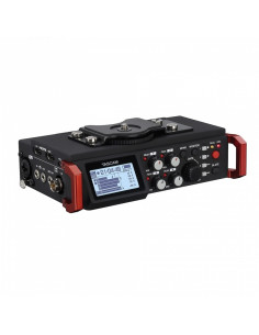 Tascam - DR-701D Prof.6-Track Audio-Recorder for Video/DSLR-Cameras