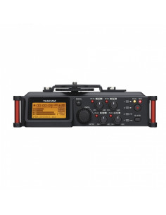 Tascam - DR-70D Prof.Multi-Track Audio-Recorder for DSLR-Cameras
