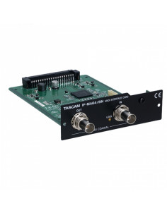 Tascam - IF-MA64-BN BNC MADI Interface Card for DA-6400