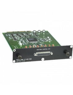 Tascam - IF-AE/DM AES/EBU Card DM- + SX-1