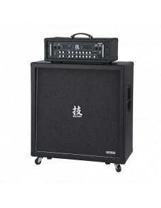 Roland - WAZA-AMP CAB 4x 12'' speaker cabinet, closed, 320W, for WAZA Head