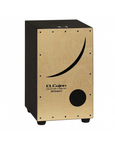 Roland,EC-10 Acoustic cajon with internal amplification for layered sounds