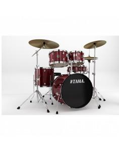 Tama - RM50YH6C-RDS Rhythm Mate Red Stream 5pc shell+6pc HW kit