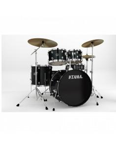 Tama - RM52KH6C-BK Rhythm Mate Black 5pc shell+6pc HW kit
