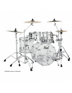 Pearl – CRB524P/C 730 – Crystal Beat 4 Toms Ultra Clear
