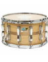 """Ludwig - LTD Edition Slotted Coliseum 8"""" X 14"""" Snare Drum - Natural Finish"""