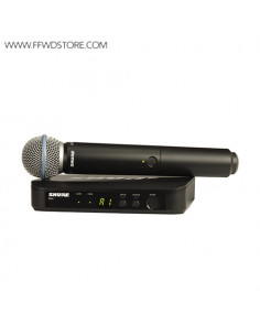 Shure - Blx24e/B58 Handheld Wireless System