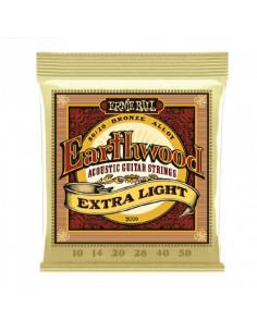 Ernie Ball - 2006 Earthwood Extra Light 80/20 Bronze Acoustic Guitar Strings