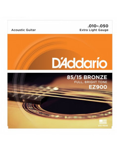 D'addario - EZ900 Extra Light 10-14-22-30-40-50