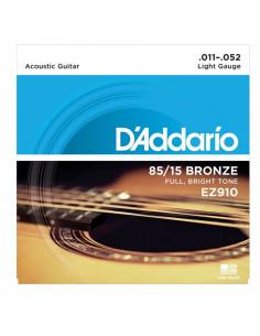 D'addario - EZ910 Light 11-15-24-32-42-52