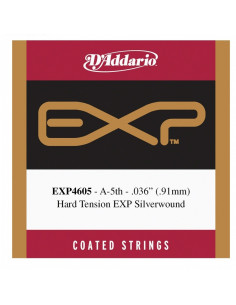 D'Addario,EXP46 Coated,Hard Tension
