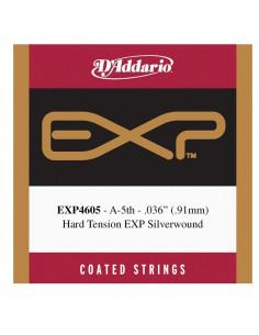 D'addario - EXP46 Coated, Hard Tension