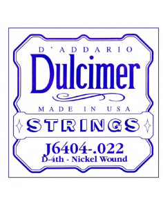 D'addario - D'Addario J64 4-String Dulcimer Strings