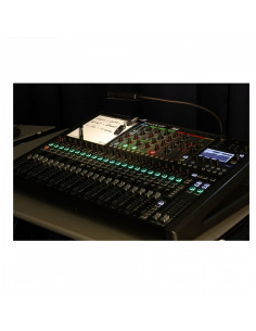 Soundcraft - Accessory Kit for Si Impact: Dust cover + USB lamp