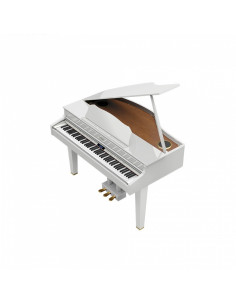 Roland - GP607PW Digital Piano Polished White