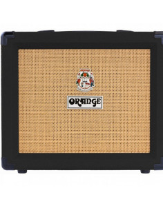 "Orange - Combo Crush 20W, HP 8"", 2 canaux reverb, noir"