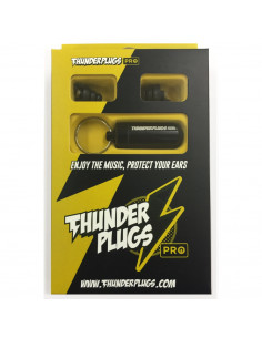 Thunder Plugs - Pro Pack Ear Protection